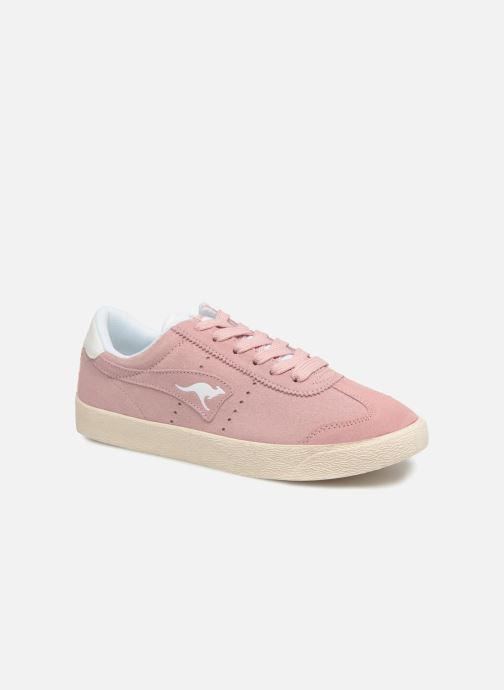 Baskets Kangaroos Chako Rose vue détail/paire