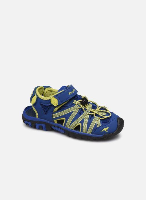 Sandales et nu-pieds Kangaroos Osato Bleu vue détail/paire