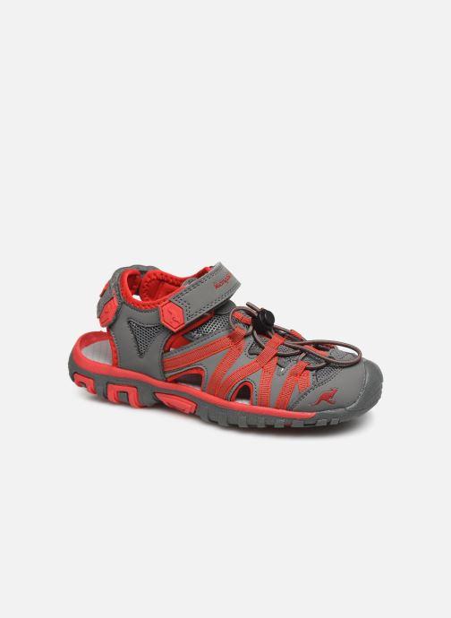 Sandales et nu-pieds Kangaroos Osato Gris vue détail/paire