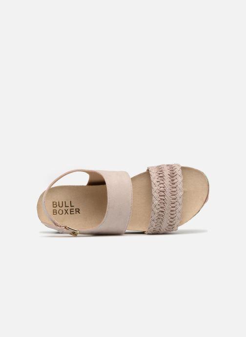 Sandales et nu-pieds Bullboxer RHONDA Beige vue gauche