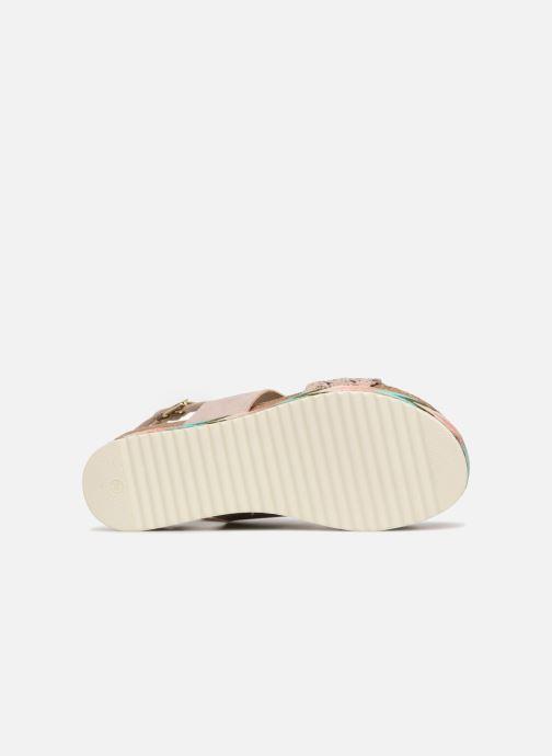 Sandaler Bullboxer RHONDA Beige se foroven