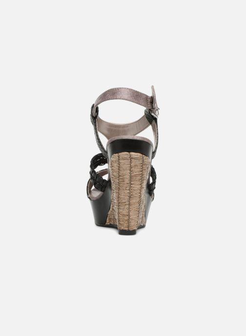 Sandales et nu-pieds Bullboxer SANDRA Noir vue droite