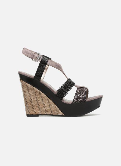Sandales et nu-pieds Bullboxer SANDRA Noir vue derrière