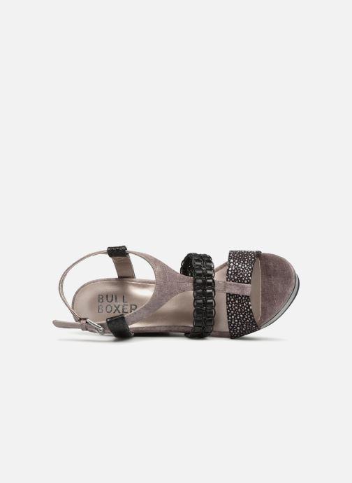 Sandales et nu-pieds Bullboxer SANDRA Noir vue gauche