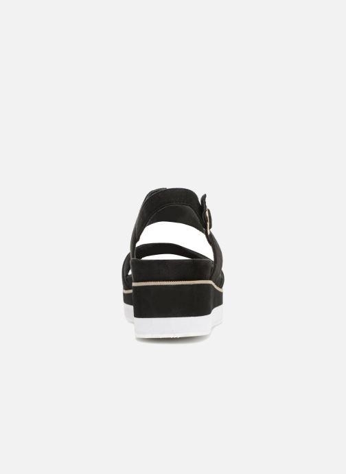 Sandales et nu-pieds Bullboxer 265005F2T Noir vue droite