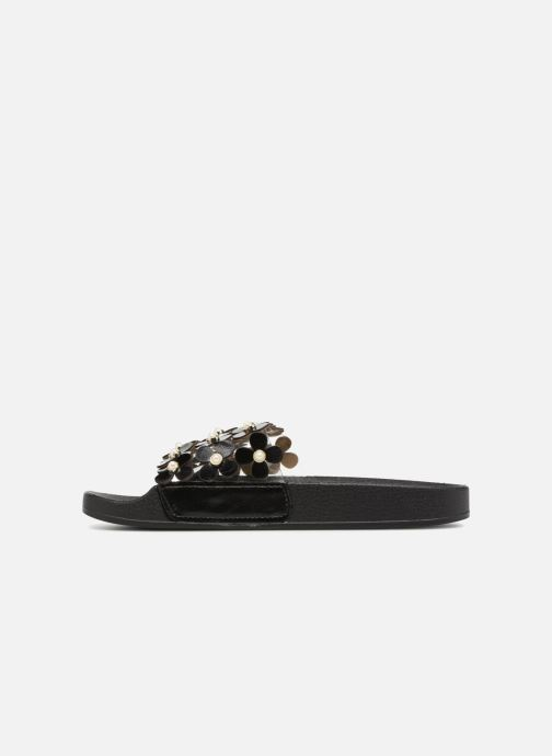 Mules & clogs I Love Shoes Kiflower Black front view