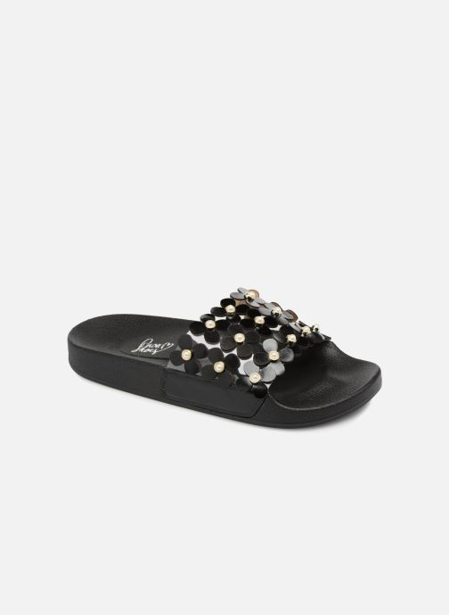 Mules & clogs I Love Shoes Kiflower Black detailed view/ Pair view