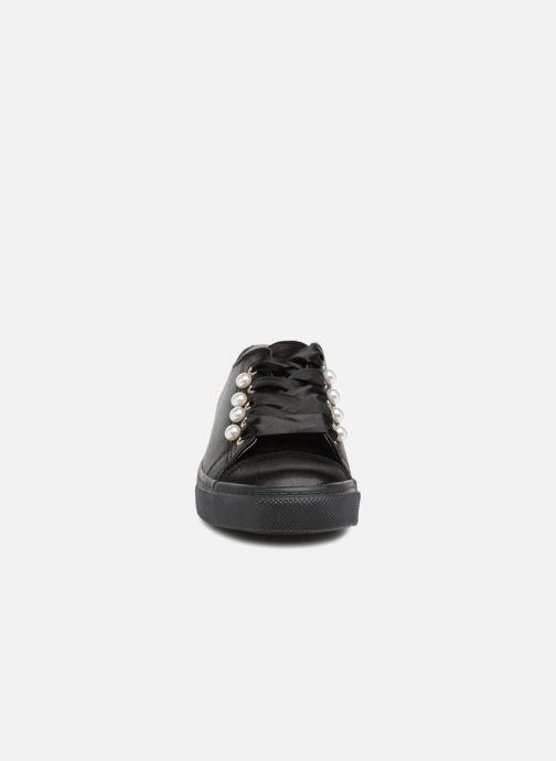 Sneaker I Love Shoes Kipearl schwarz schuhe getragen