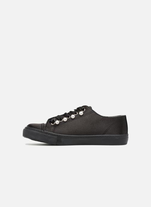 Sneaker I Love Shoes Kipearl schwarz ansicht von vorne