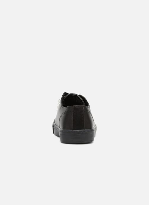 Deportivas I Love Shoes Kipearl Negro vista lateral derecha