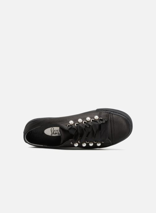 Baskets I Love Shoes Kipearl Noir vue gauche