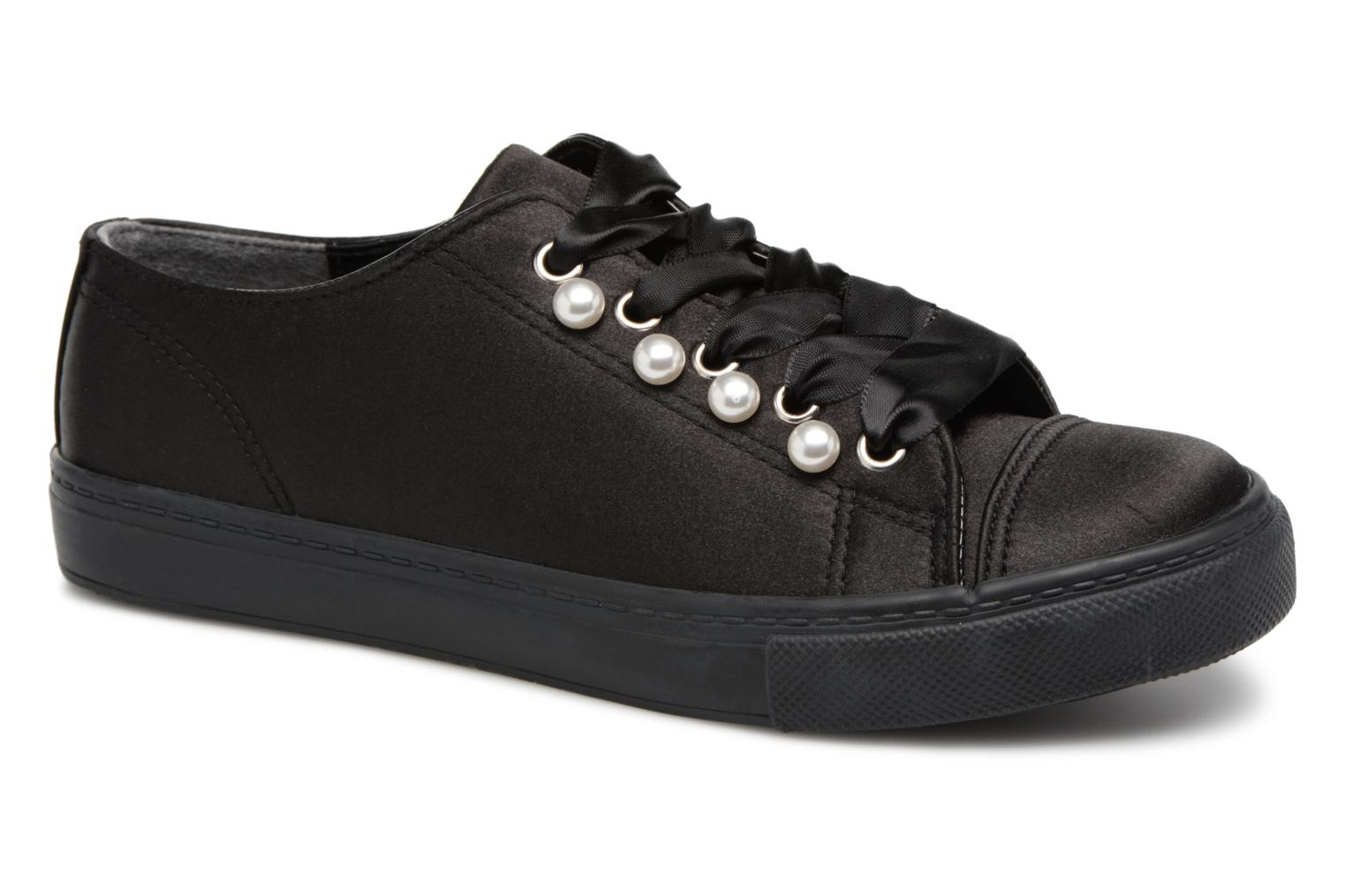 Baskets I Love Shoes Kipearl Noir vue détail/paire