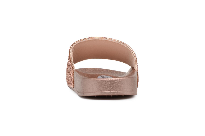 Mules et sabots I Love Shoes Kilma Or et bronze vue droite