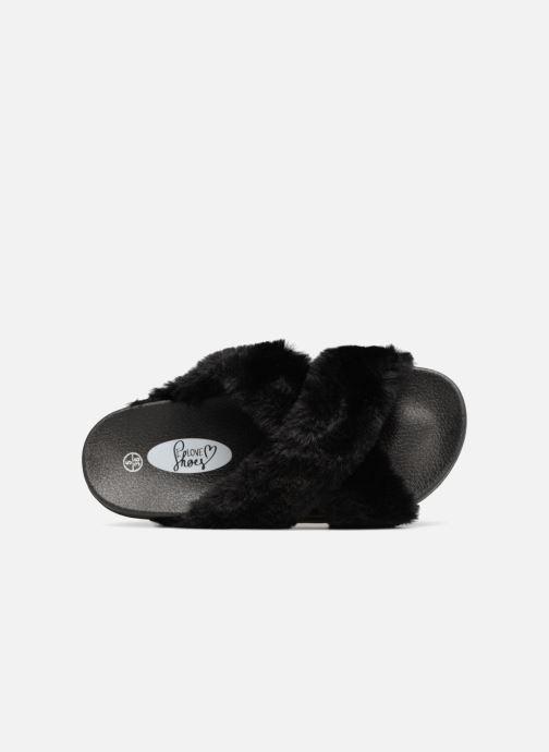 Kifcross Love Love I I Shoes Black wk8n0OP