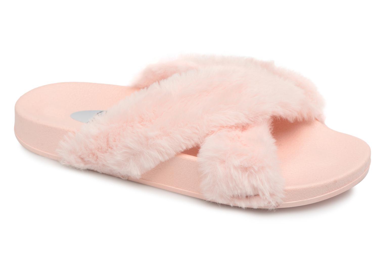 Mules et sabots I Love Shoes Kifcross Rose vue détail/paire