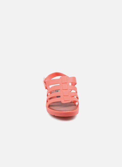 Sandales et nu-pieds SARENZA POP Kibeach - Sandale Orange vue portées chaussures