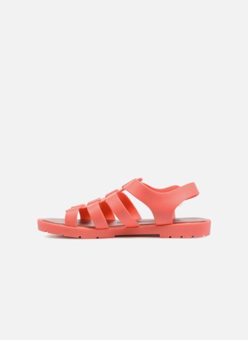 Sandales et nu-pieds SARENZA POP Kibeach - Sandale Orange vue face