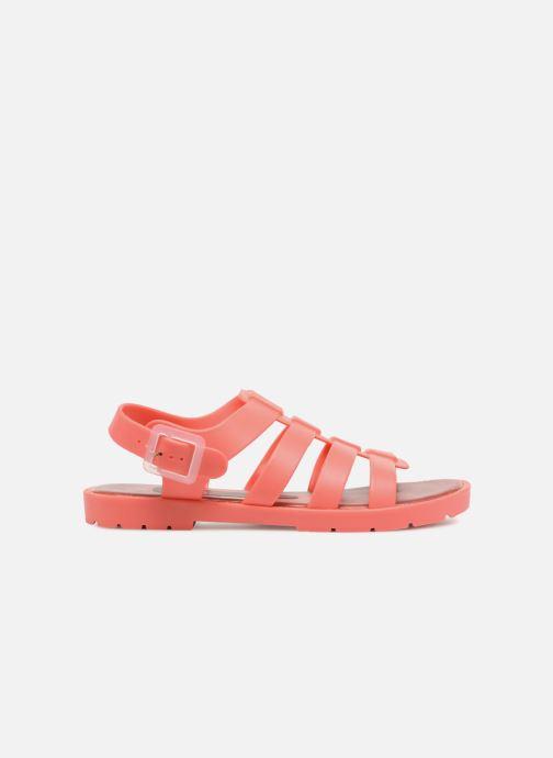 Sandales et nu-pieds SARENZA POP Kibeach - Sandale Orange vue derrière