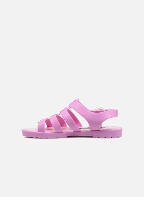 Sandales et nu-pieds SARENZA POP Kibeach - Sandale Rose vue face