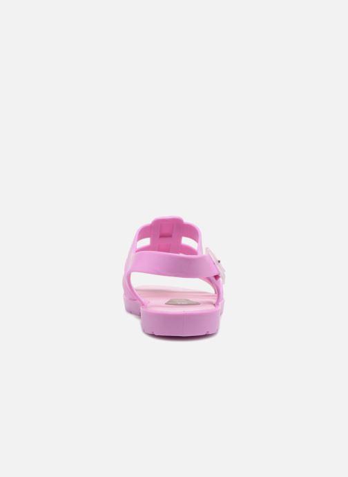 Sandaler SARENZA POP Kibeach - Sandale Pink Se fra højre