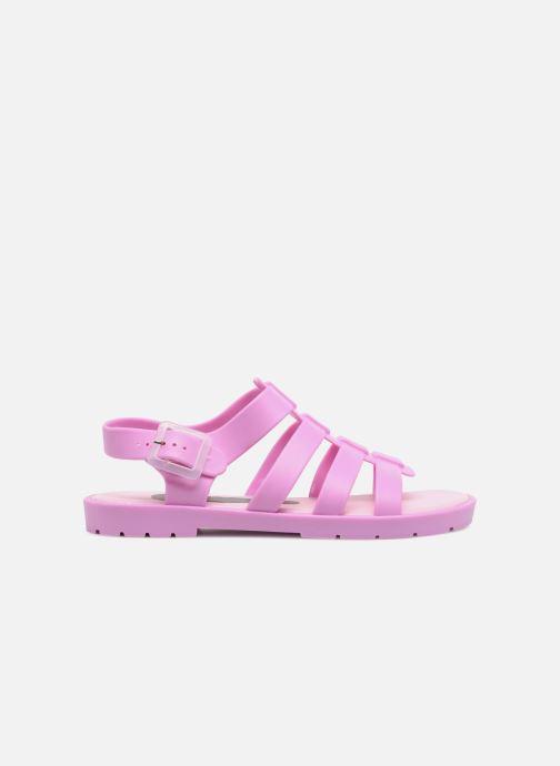 Sandalen SARENZA POP Kibeach - Sandale rosa ansicht von hinten