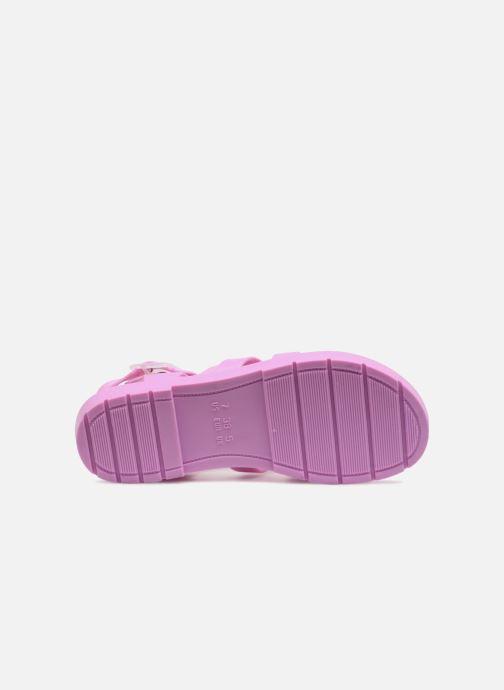 Sandales et nu-pieds SARENZA POP Kibeach - Sandale Rose vue haut