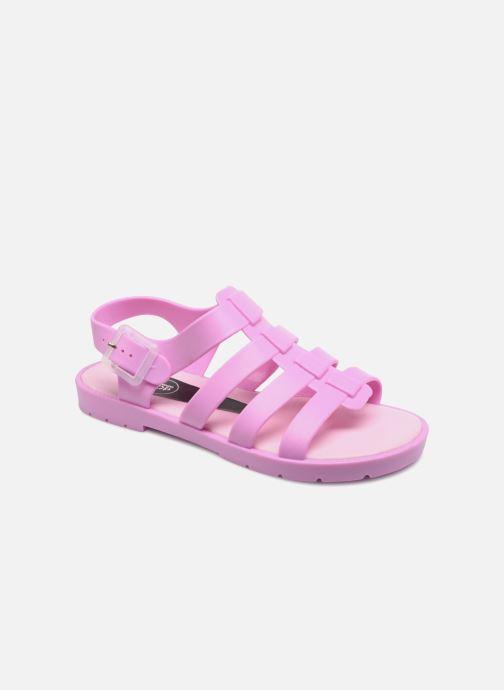 Sandales et nu-pieds SARENZA POP Kibeach - Sandale Rose vue détail/paire