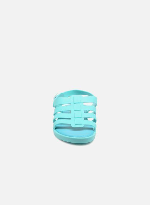 Sandali e scarpe aperte SARENZA POP Kibeach - Sandale Azzurro modello indossato