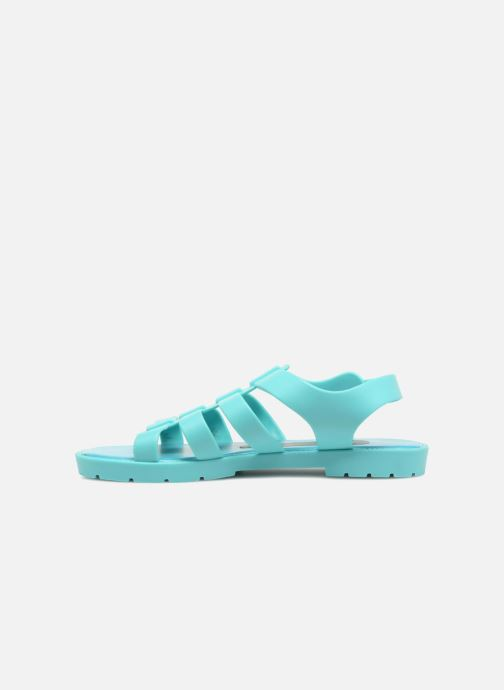 Sandales et nu-pieds SARENZA POP Kibeach - Sandale Bleu vue face