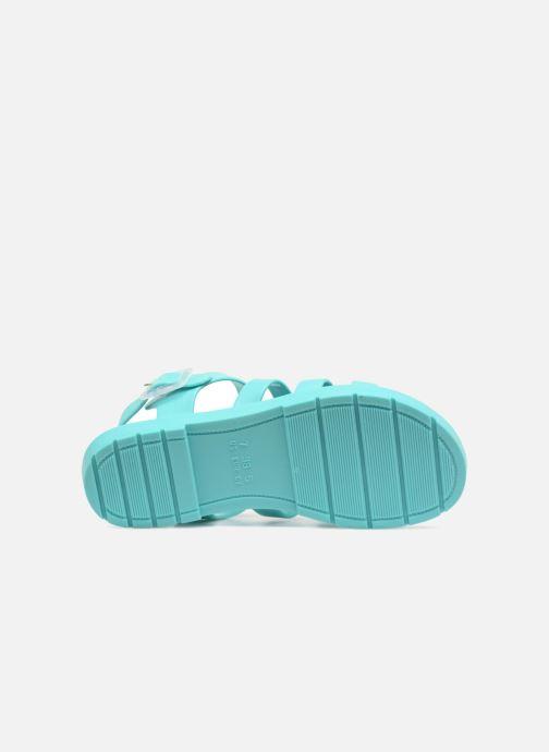 Sandales et nu-pieds SARENZA POP Kibeach - Sandale Bleu vue haut