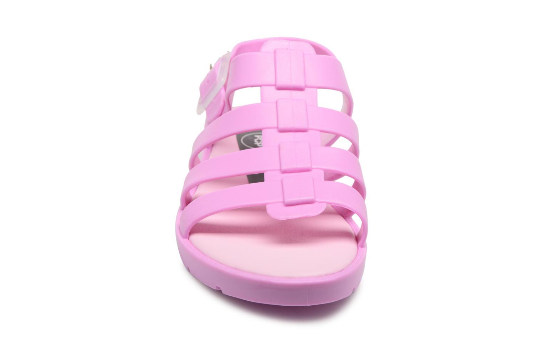 Sandalen SARENZA POP Kibeach - Sandale rosa schuhe getragen