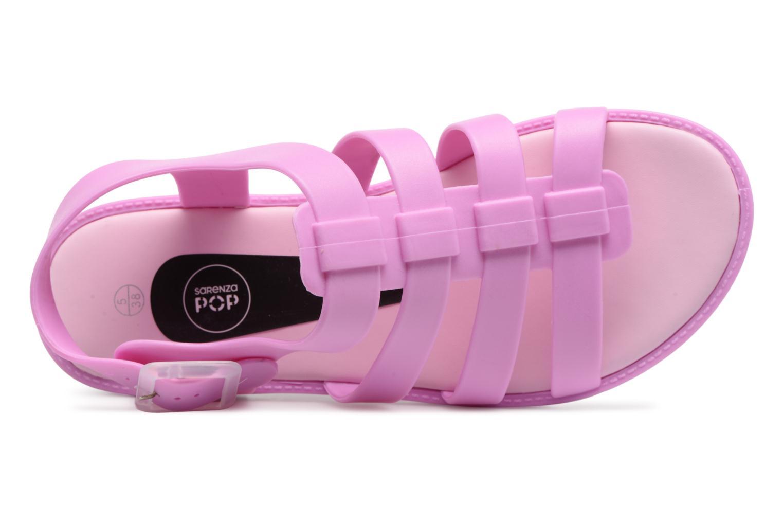 Sandalen SARENZA POP Kibeach - Sandale rosa ansicht von links