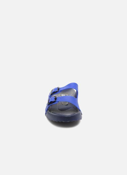 Sandalias SARENZA POP Kipot Azul vista del modelo