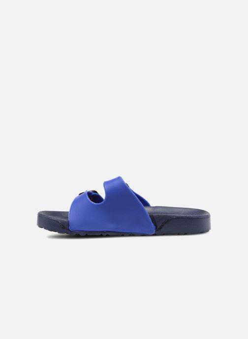 Sandales et nu-pieds SARENZA POP Kipot Bleu vue face