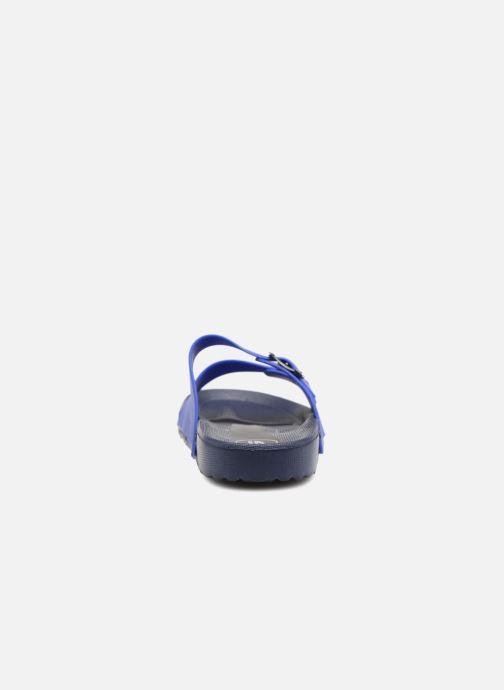 Sandalias SARENZA POP Kipot Azul vista lateral derecha