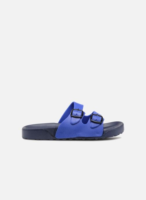 Sandales et nu-pieds SARENZA POP Kipot Bleu vue derrière