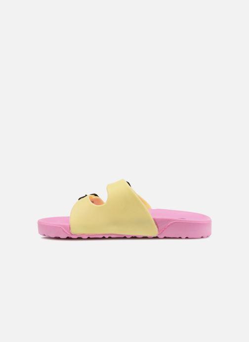 Sandales et nu-pieds SARENZA POP Kipot Rose vue face