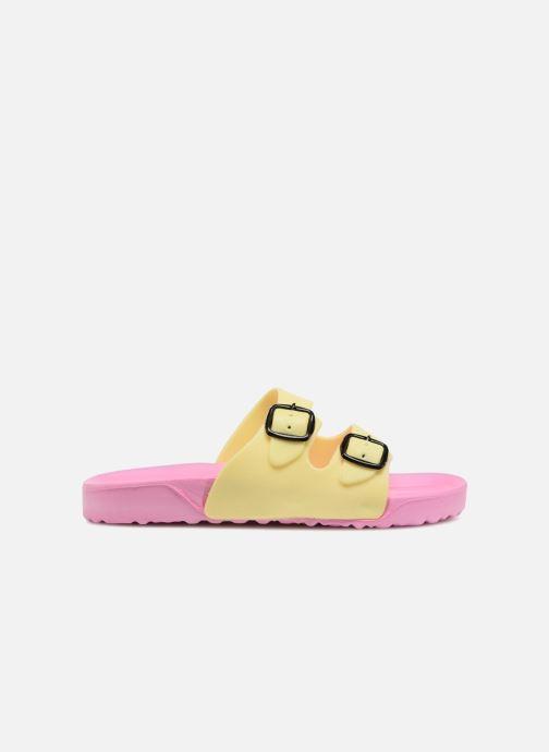 Sandales et nu-pieds SARENZA POP Kipot Rose vue derrière