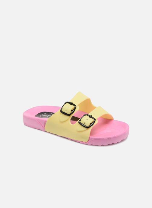Sandales et nu-pieds SARENZA POP Kipot Rose vue détail/paire