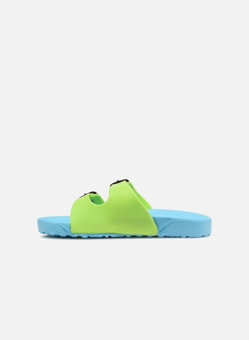 Sandali e scarpe aperte SARENZA POP Kipot Azzurro immagine frontale