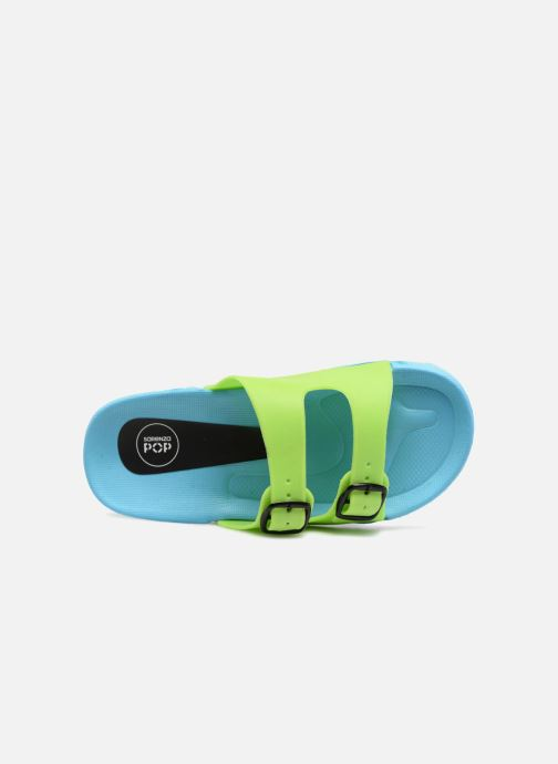 Sandali e scarpe aperte SARENZA POP Kipot Azzurro immagine sinistra