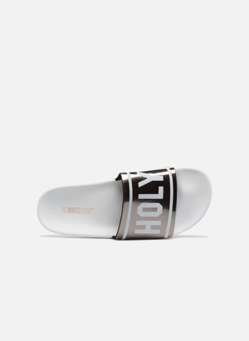 Wedges TheWhiteBrand HOLY BEACH Zilver links