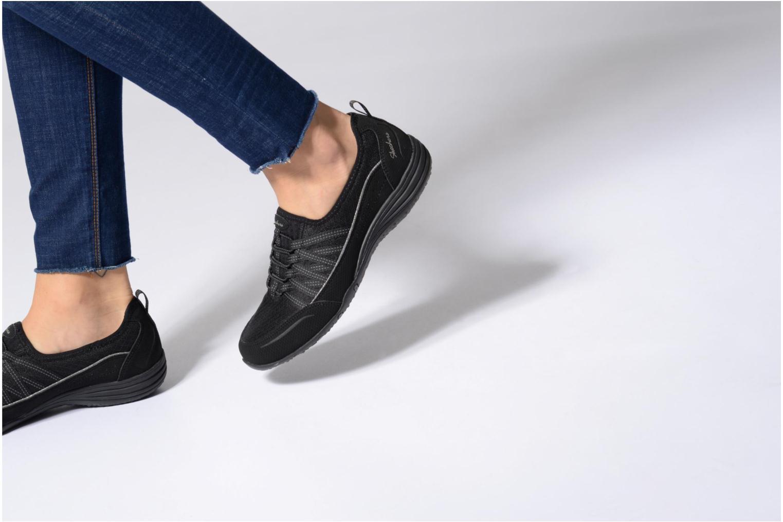 Sneakers Skechers Unity-Go Big Svart bild från under