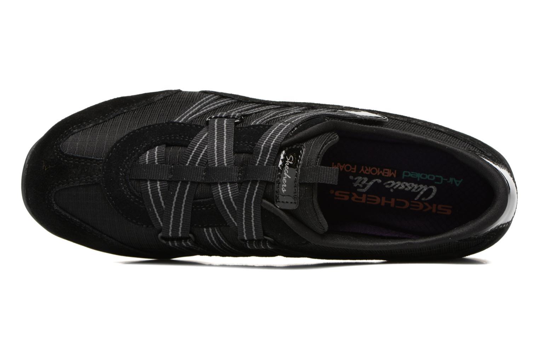 Baskets Skechers Unity-Existent Noir vue gauche