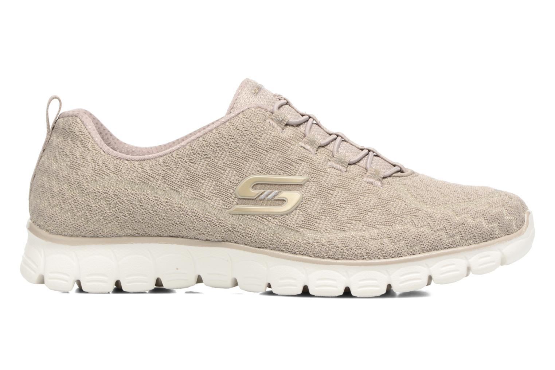 Chaussures de sport Skechers Ez Flex 3.0-Estrella Beige vue derrière