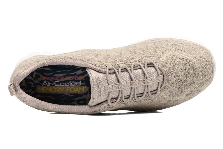 Chaussures de sport Skechers Ez Flex 3.0-Estrella Beige vue gauche