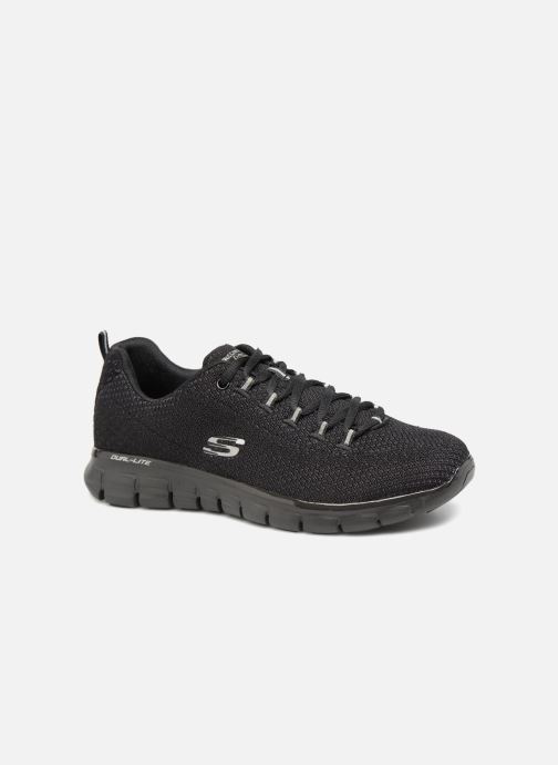new concept ef86b 90d5f Chez Safe Sound nero 317282 Synergy Sarenza amp  Sneakers Skechers g1wq7YAw