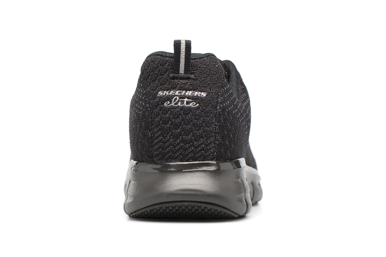 Sneakers Skechers Synergy-Safe & Sound Sort Se fra højre
