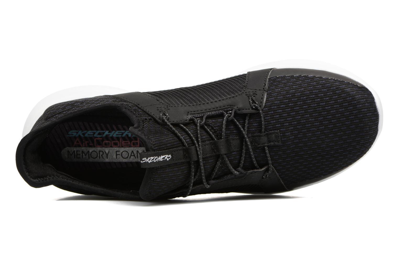 Chaussures de sport Skechers Ultra Flex-Jaw Dropper Noir vue gauche