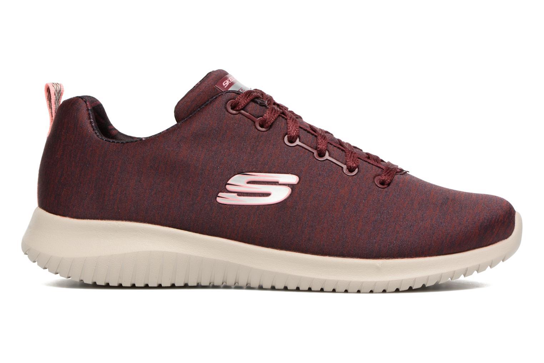 Chaussures de sport Skechers Ultra Flex-First Choice Bordeaux vue derrière
